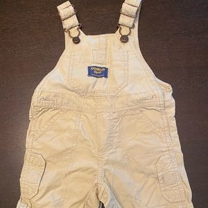Baby Osh Kosh overall shorts